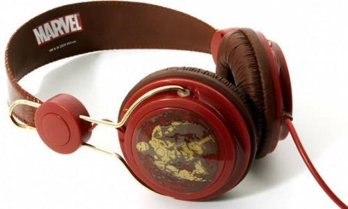 Coloud's Iron Man Headphones Giveaway