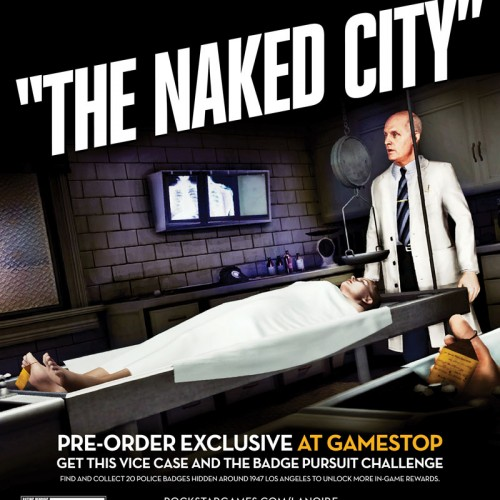 L.A. Noire 'The Naked City' Vice Case Trailer