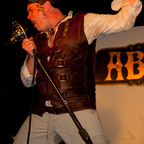 A San Diego Evening of Steampunk Delights: Voyages Extraordinaires
