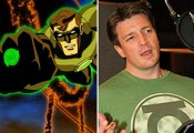 Nathan Fillion green lantern