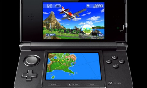 Do These 3DS Launch Games Excite You?