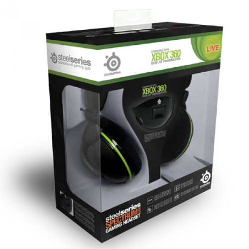 Review: Get in the Game With Steelseries Spectrum 5XB Gaming Headset