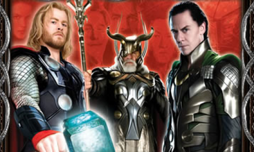 A Crap Load of 'Thor' Posters