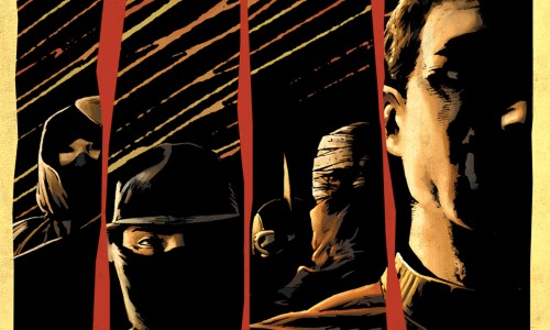 Marvel Asks 'Who Are the Mystery Men?'