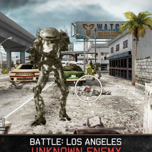 Kill the Alien Bastards and Win Prizes in the Battle: Los Angeles Facebook Game