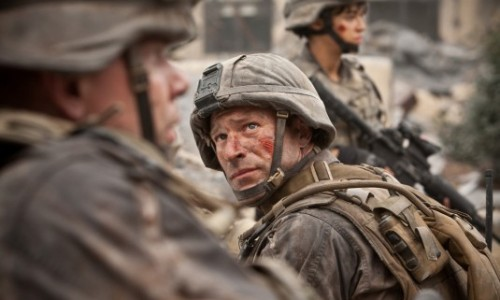 Battle: Los Angeles Clip: The Military Gets Ready