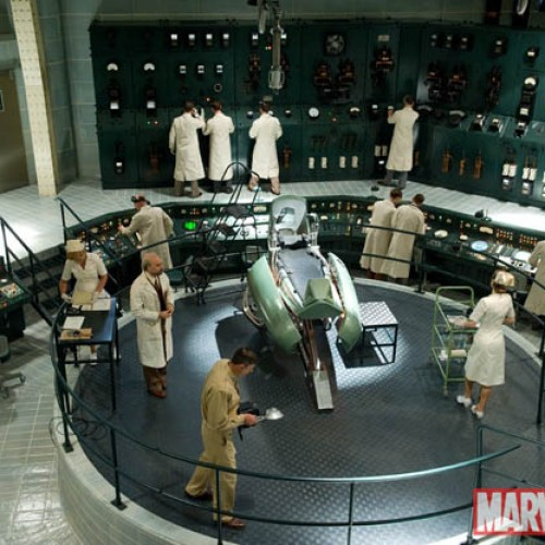Description of Captain America: The First Avenger Opening Sequence and Other Clips