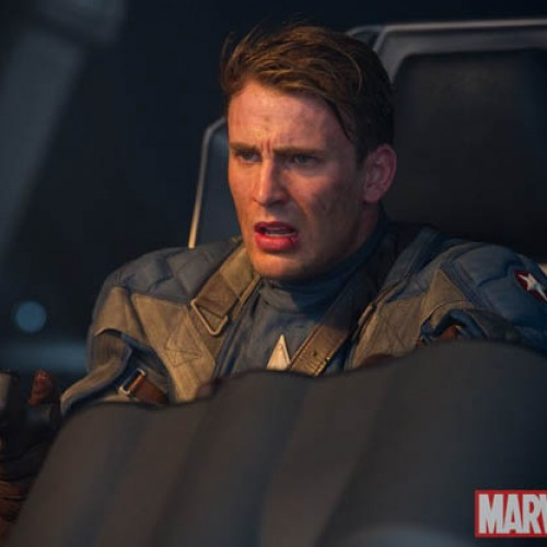 New High-Quality Images for Captain America and Thor