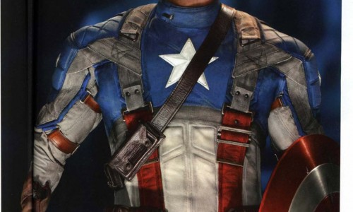 Captain America: New Scans from the Inside Pages of Empire Magazine