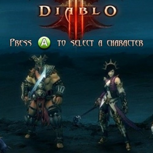 How Would You Like Diablo 3 on Your PS3, Xbox 360?