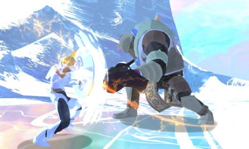 El Shaddai Is a Visual Mind Trip: A Must-See for Everyone