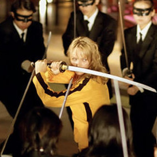 Kill Bill in Its Entirety Hits the Big Screen