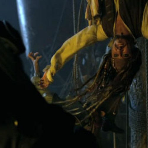 4 Clips from Pirates of the Caribbean: On Stranger Tides