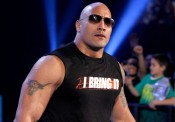 the rock returns