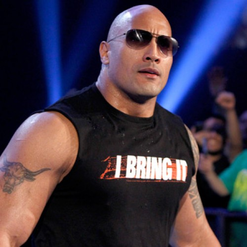 The Rock Returns to the Ring in THQ's WWE '12