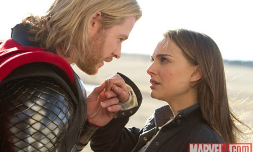 Description for Thor Footage Including Hawkeye Cameo