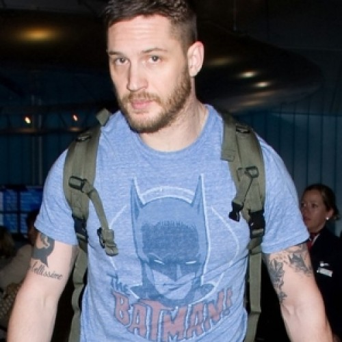 Tom Hardy Talks About Bane and Gaining Weight