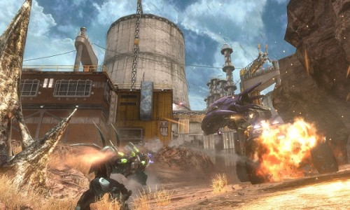 Halo Reach Gets New Maps in March