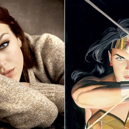Wonder Woman TV Show Filming Today