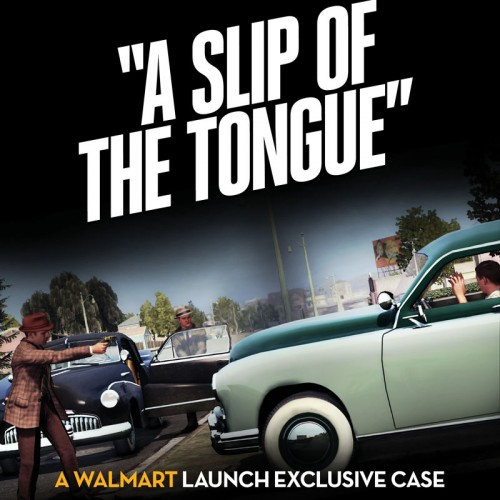 """New L.A. Noire Trailer: """"A Slip of the Tongue"""" Traffic Case"""