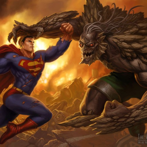 Does General Zod become Doomsday in Batman v Superman?