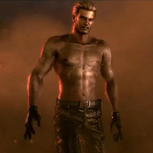 Old Spice Resident Evil Style