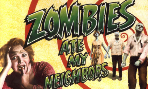 Zombies Ate My Neighbors Movie is in the Works?