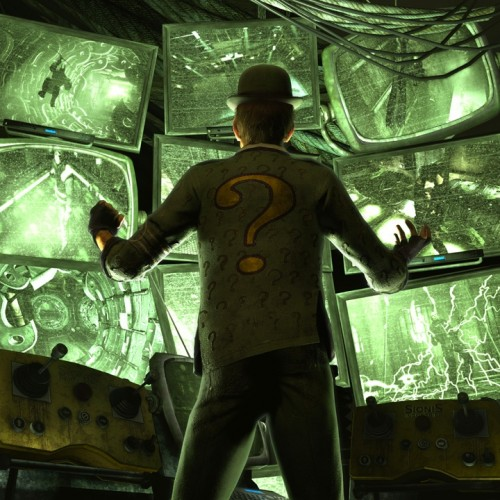 The Riddler Will Be More Hands On in Batman: Arkham City