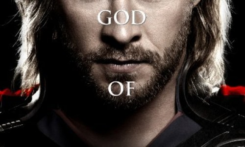 New 'Thor' Poster Inspired by Social Network
