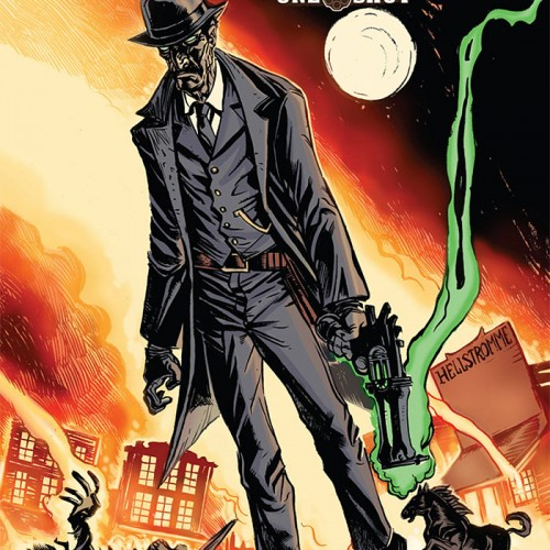 Deadlands Comic to Hit Bookselves in June