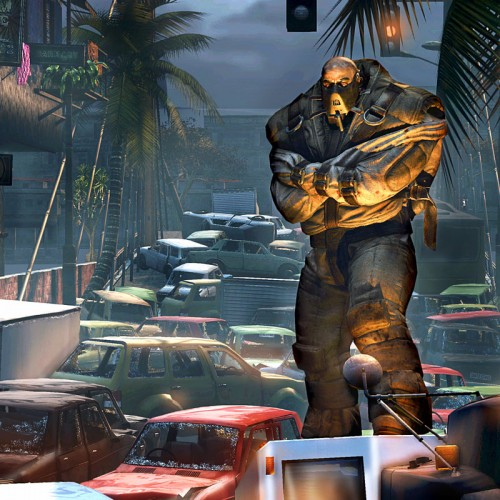 Giant Insane Zombie Loose in Dead Island