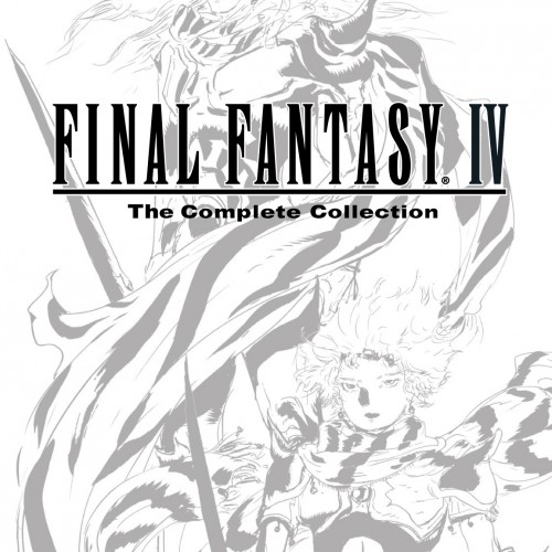 Square Enix Announces: Final Fantasy IV: The Complete Collection