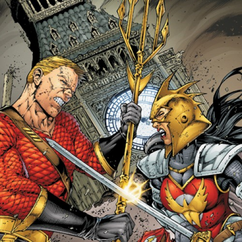 DC Reveals Flashpoint Preview Covers