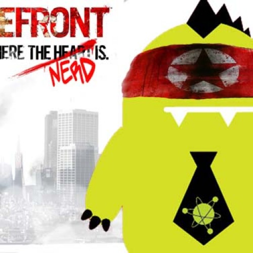 Nerd Reactor Podcast –  Homefront Review