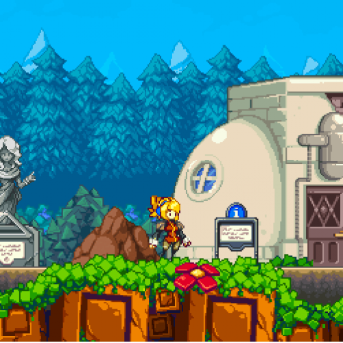 Talented Indie Developer, Konjak, Needs Your Help – Play His New Game, 'Iconoclasts'