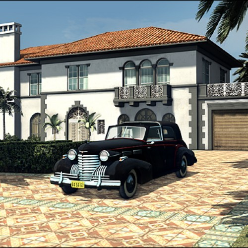 Screenshots of Living the High Life in L.A. Noire