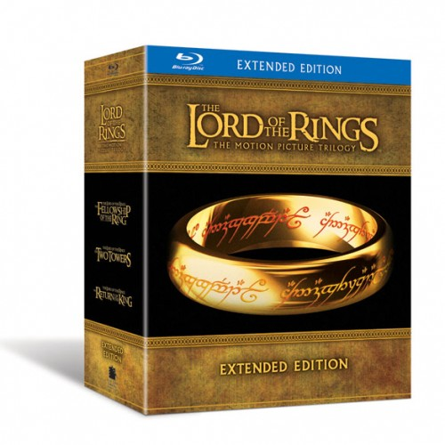 Lord of the Rings Trilogy Extended Blu-ray Out June 28
