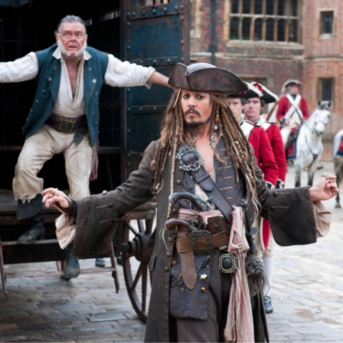 2 New Photos from POTC: On Stranger Tides