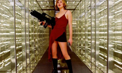 New Resident Evil Movie in Production