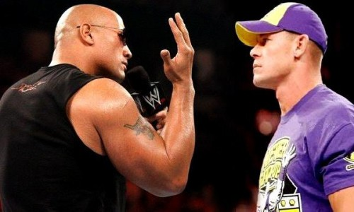 WWE RAW: John Cena calls out The Rock's Wrist Notes