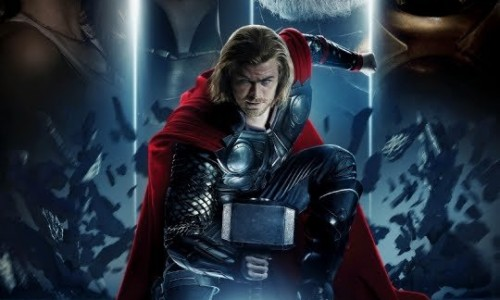2 New International 'Thor' Posters
