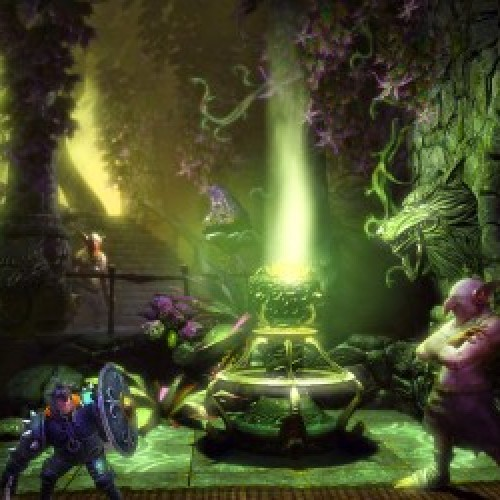 Trine 2 Delayed Til' Summer – Trailer Shows Off New Physics, Great Graphics