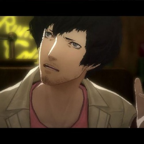 Catherine's Vincent Will Be Voiced by Troy Baker