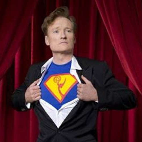 Conan O'Brien will appear in Halo 4…moving crates…