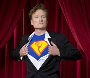 conan o'brien superhero