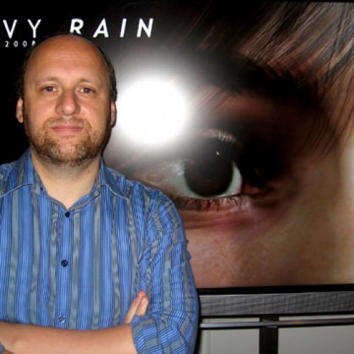 Heavy Rain's David Cage Is Tired of Space Marines