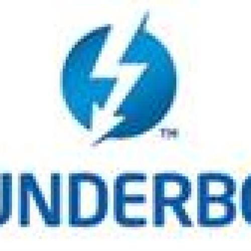 USB 3.0 Standard is Thunderbolted