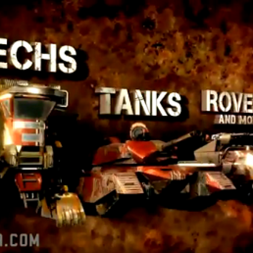 Preordering Red Faction: Armageddon Nets You 'Battlegrounds', a Twisted Metal-Like Game