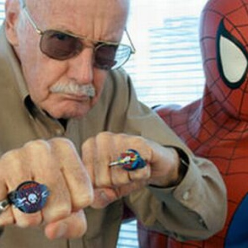 Happy Birthday Stan Lee!