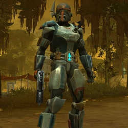 The Bounty Hunters of Star Wars: The Old Republic